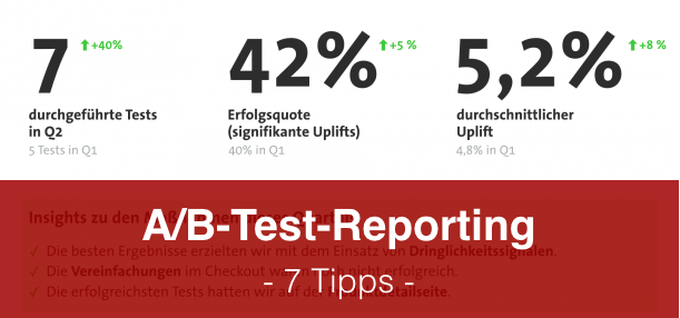 A/B-Test-Reporting