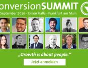 conversionSUMMIT Banner
