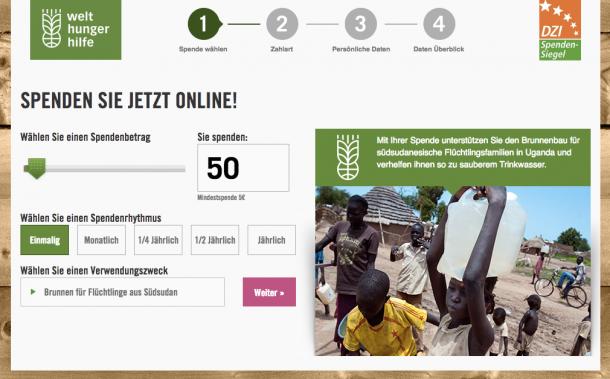 Verhaltensmuster Joy / Fun bei der Welthungerhilfe