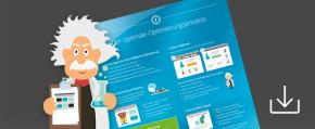 Infografik: 5 wichtige Ziele im Optimierungsprozess und wie Du sie erreichst