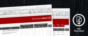 Strukturierte Hypothesen-Priorisierung mit Excel