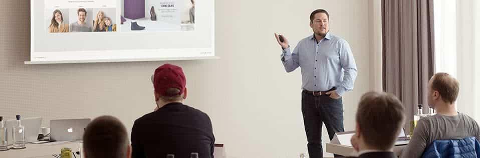 Seminare der konversionsKRAFT Academy