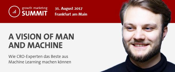 Interview zum Thema Machine Learning mit Markus Schmitt