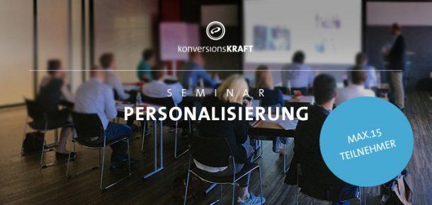Seminar Personalisierung