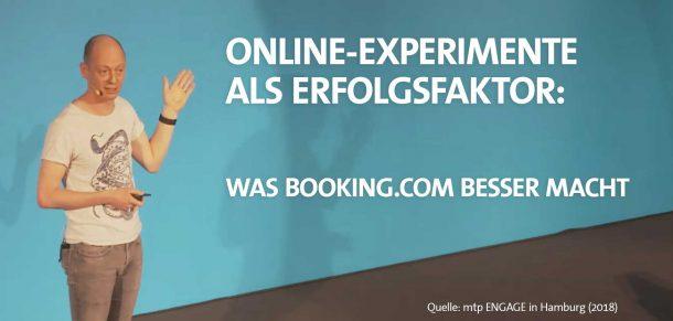 Online-Experimente als Erfolgsfaktor