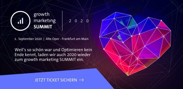 growth marketing SUMMIT 2020