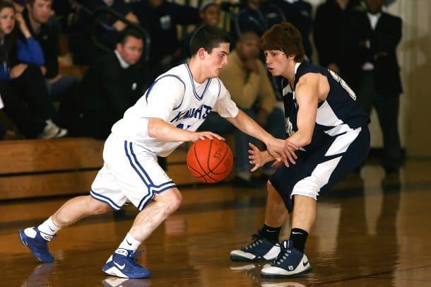 Das Prinzip der Lustaversion: Ticket für Basketball-Spiel