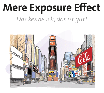 Mere Exposure Effect Pattern