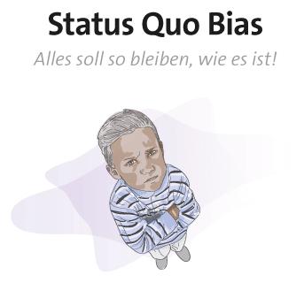 Status Quo Bias Pattern