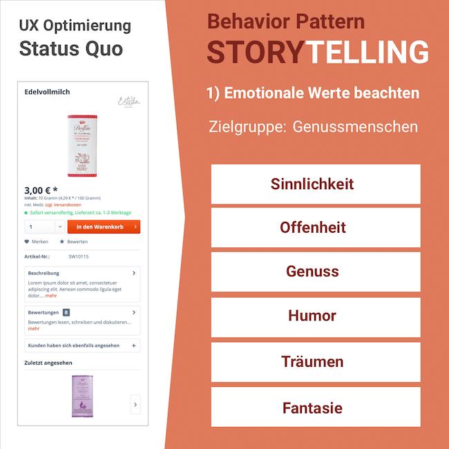 Storytelling nutzen: welches Vorgehen funktioniert und was man tun sollte