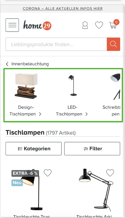 mobile-suchfunktion-tipps-usability-beispiel-e-commerce-home24