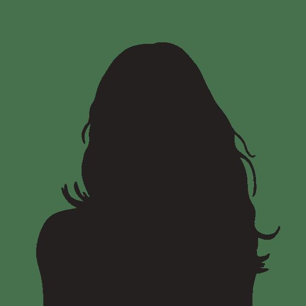 weibliche Silhouette