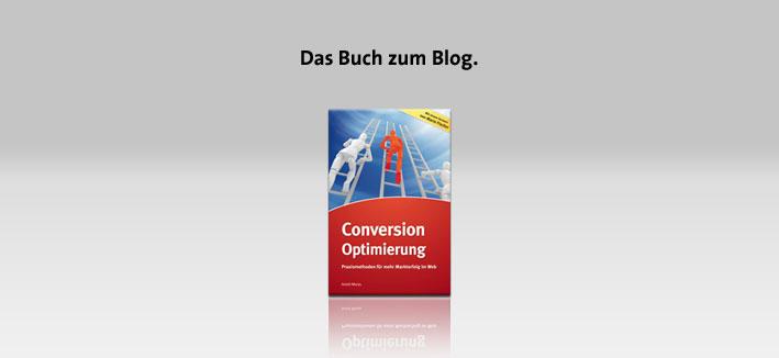 Conversion Optimierung Buch